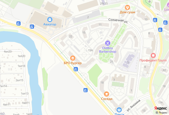 жилой комплекс Авиатор-парк