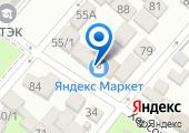 Астра-проф на карте
