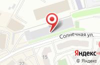 Схема проезда до компании Авиаресурс в Жуковском