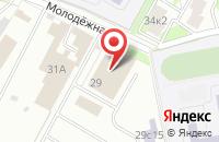 Схема проезда до компании Дввх в Жуковском