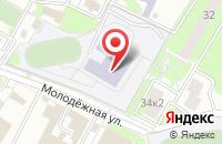 Схема проезда до компании Средняя общеобразовательная школа №15 в Жуковском