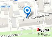 Смарт-сервис на карте