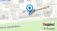 Компания Сосновый бор, ТСЖ на карте