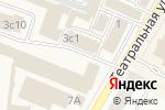 Схема проезда до компании Магазин напольных покрытий в Быково