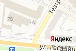 Схема проезда до компании Грация в Быково