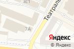Схема проезда до компании Смешные цены в Быково