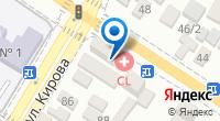 Компания Альсиб на карте