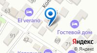 Компания Комфортстрой на карте