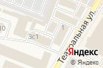 Схема проезда до компании С пылу жару в Быково