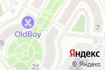 Схема проезда до компании Томилочка в Жуковском