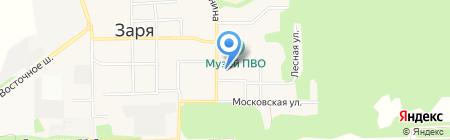 Магазин детского питания на ул. Гагарина на карте Балашихи
