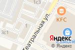 Схема проезда до компании Союз мебель в Быково