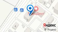 Компания Информационные системы на карте