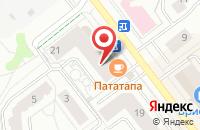 Схема проезда до компании Express в Жуковском