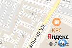Схема проезда до компании Шугарофф в Быково