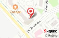Схема проезда до компании ПОСУДА и в Жуковском