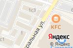 Схема проезда до компании Магазин велосипедов в Быково