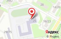 Схема проезда до компании Мажар в Заворово