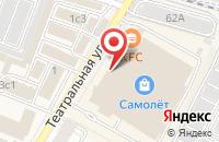 Схема проезда до компании Восточная лавка в Жуковском