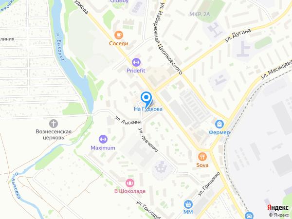 Окей Город Жуковский