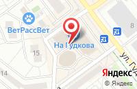 Схема проезда до компании Бимэйр в Жуковском