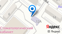 Компания Эрудит на карте