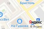 Схема проезда до компании Магазин фруктов и овощей в Жуковском