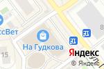 Схема проезда до компании Золотая Корона в Жуковском