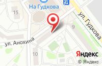 Схема проезда до компании Сант в Заворово