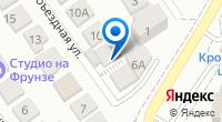 Компания Леста на карте