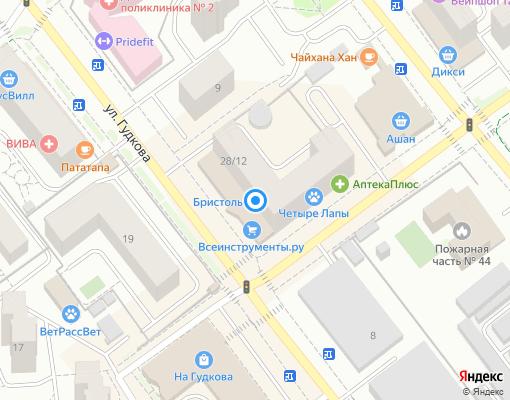Управляющая компания «Наукоград» на карте Жуковского
