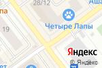 Схема проезда до компании Qiwi в Жуковском