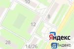 Схема проезда до компании Компания по аренде спецтехники в Жуковском