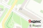 Схема проезда до компании Магазин сумок в Жуковском