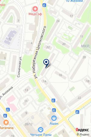 ТУРИСТИЧЕСКОЕ АГЕНТСТВО МИР ЧУДЕС на карте Жуковского