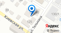 Компания Ваша Мебель на карте