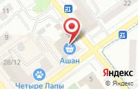 Схема проезда до компании Линзы тут в Жуковском