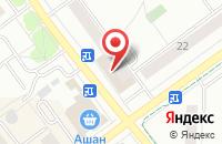 Схема проезда до компании Евгения в Жуковском