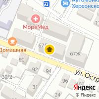 Световой день по адресу Россия, Краснодарский край, Геленджик, ул. Островского, 67Д
