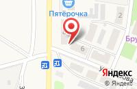 Схема проезда до компании Брусянский в Брусянском