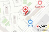 Схема проезда до компании Аквастиль в Жуковском