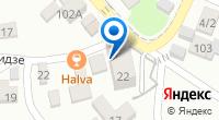 Компания Курорт на карте