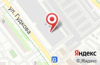 Схема проезда до компании Палитра в Жуковском