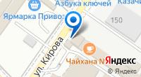 Компания Ёрш на карте