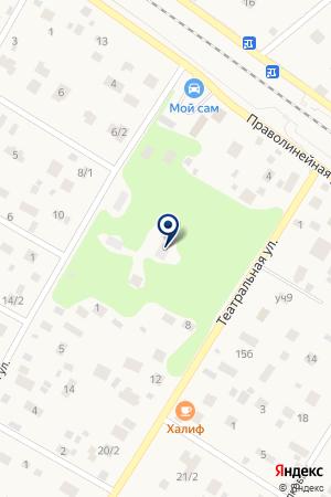 ЖУКОВСКИЙ ПРОТИВОТУБЕРКУЛЕЗНЫЙ ДИСПАНСЕР на карте Жуковского