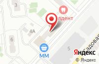 Схема проезда до компании Красное & Белое в Жуковском