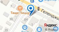 Компания Обои+ на карте