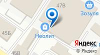 Компания Design hall на карте