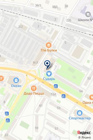 РЕСТОРАН ЯПОНСКОЙ КУХНИ МАХОУДЗУКАЙ на карте Жуковского