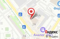Схема проезда до компании QIWI Post в Жуковском